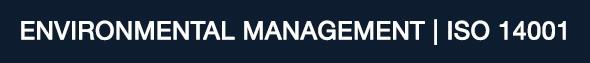 ISO 14001 - TEXT BOX