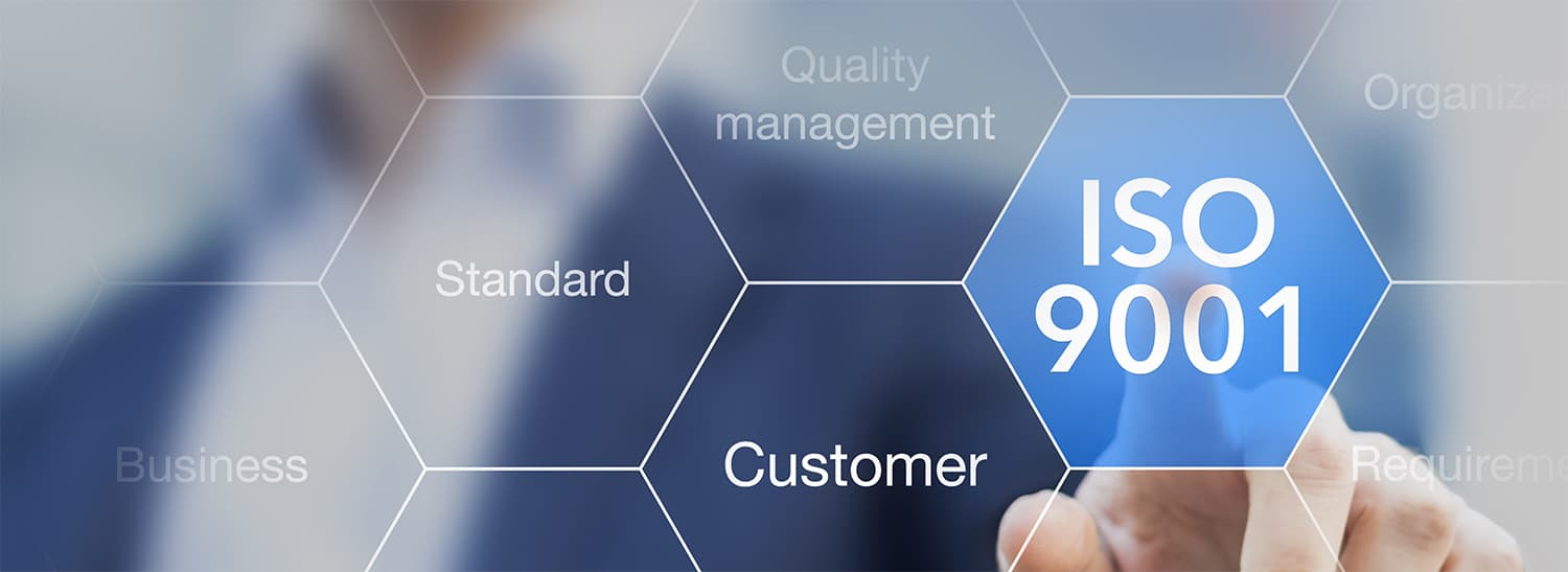 Iso 9001 - Quality Management Systems